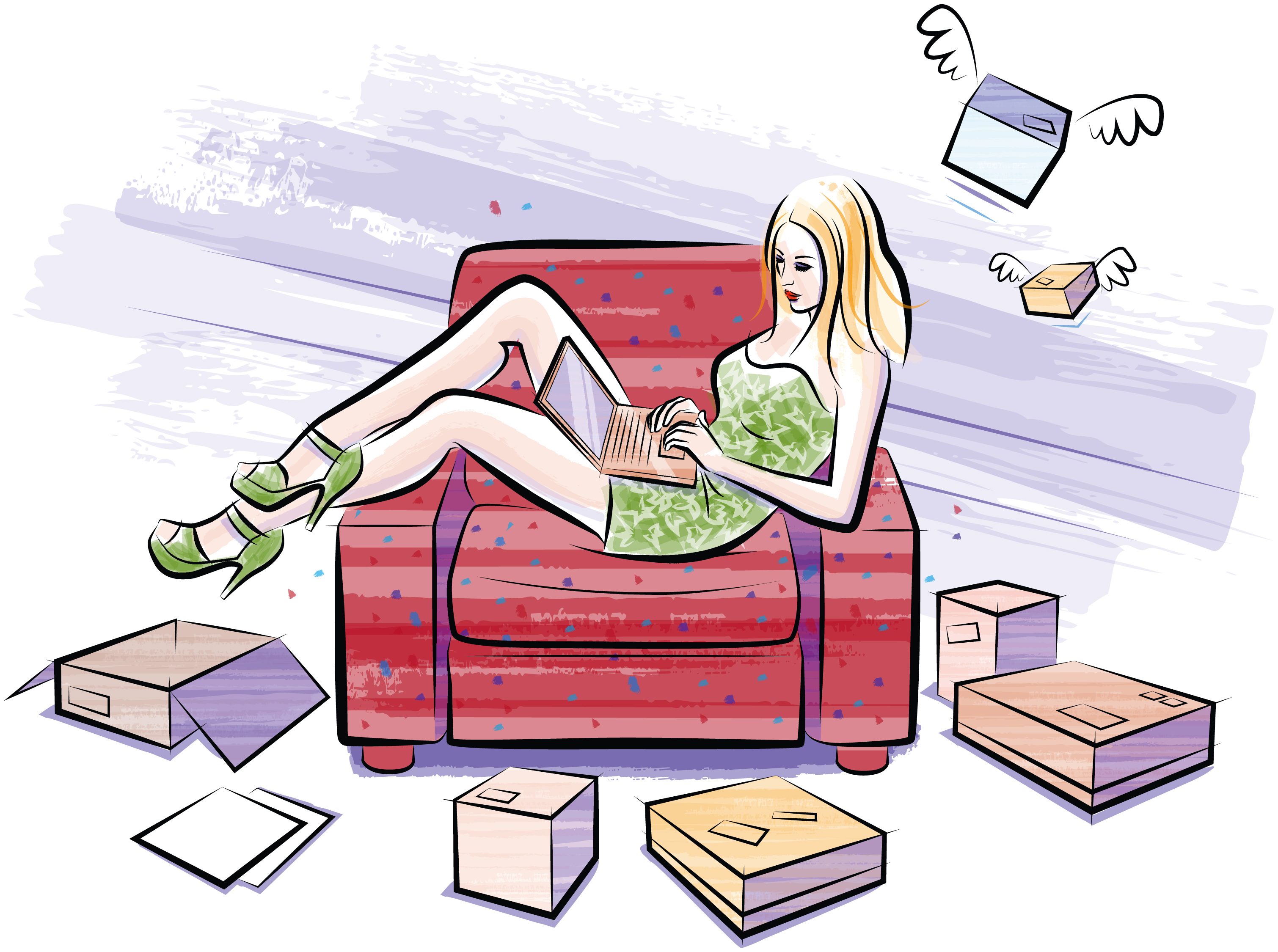 ESSENTIALS: Cashing in online