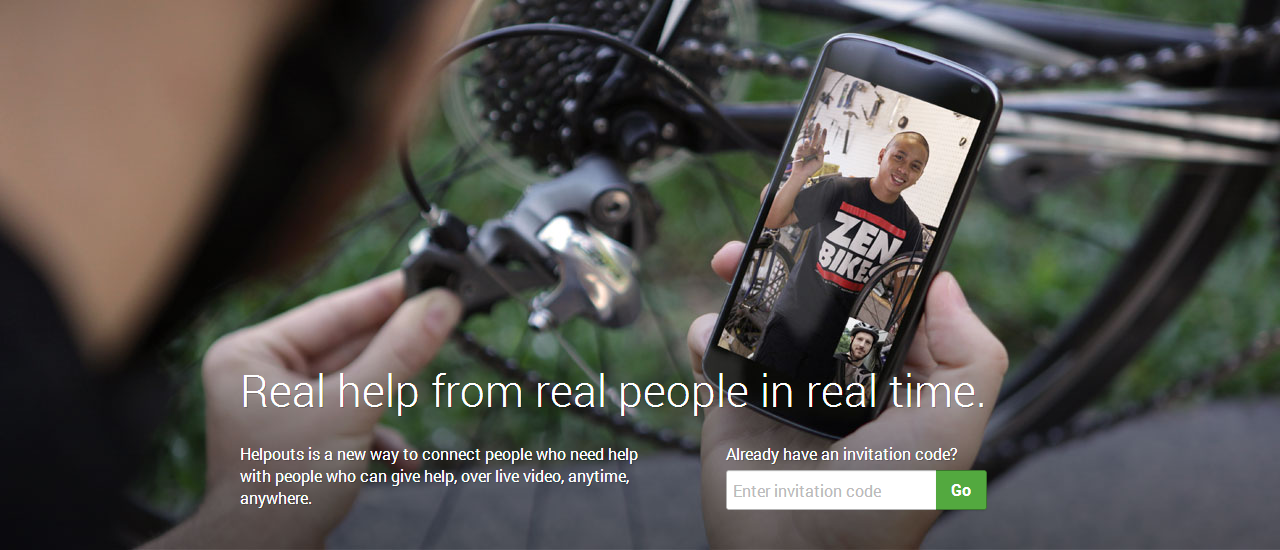 NEWS: Google Helpouts – earn from your expertise