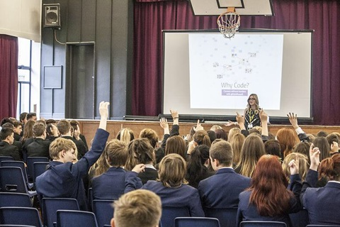 Stainsborough school talk 2014