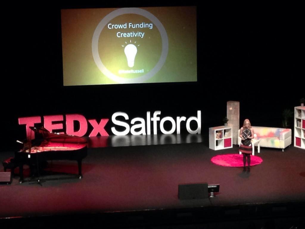 TEDx Salford