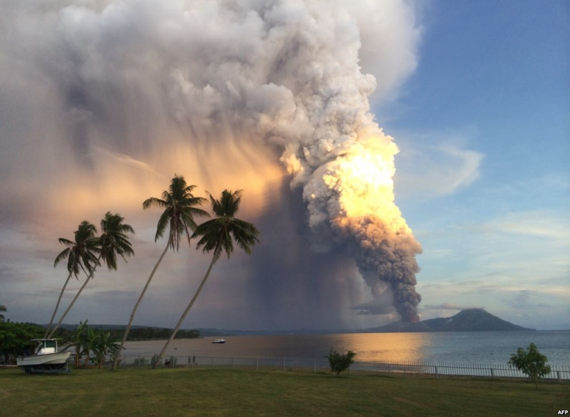 HOW TO: Apps to track volcanic activity
