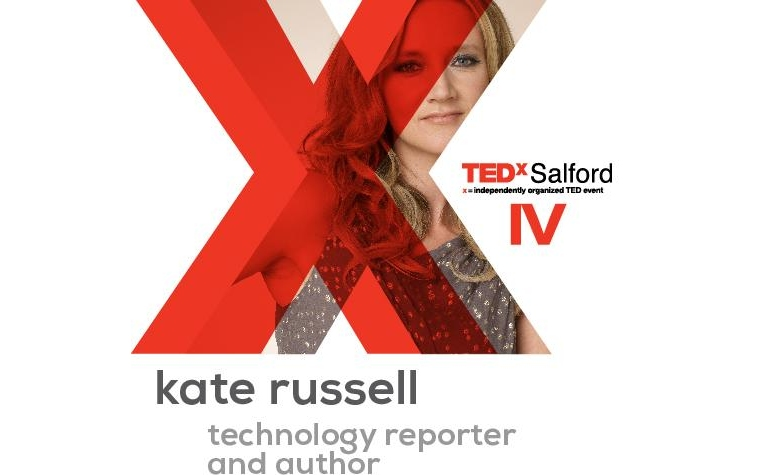 NEWS: Kate Russell to speak at 2 TEDx events in October