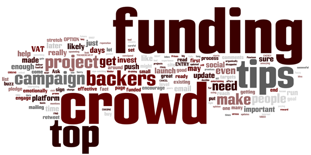 ESSENTIALS: 15 top tips for successful crowdfunding