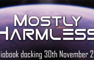 NEWS: Elite: Mostly Harmless audiobook release