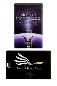 audiobook USB card