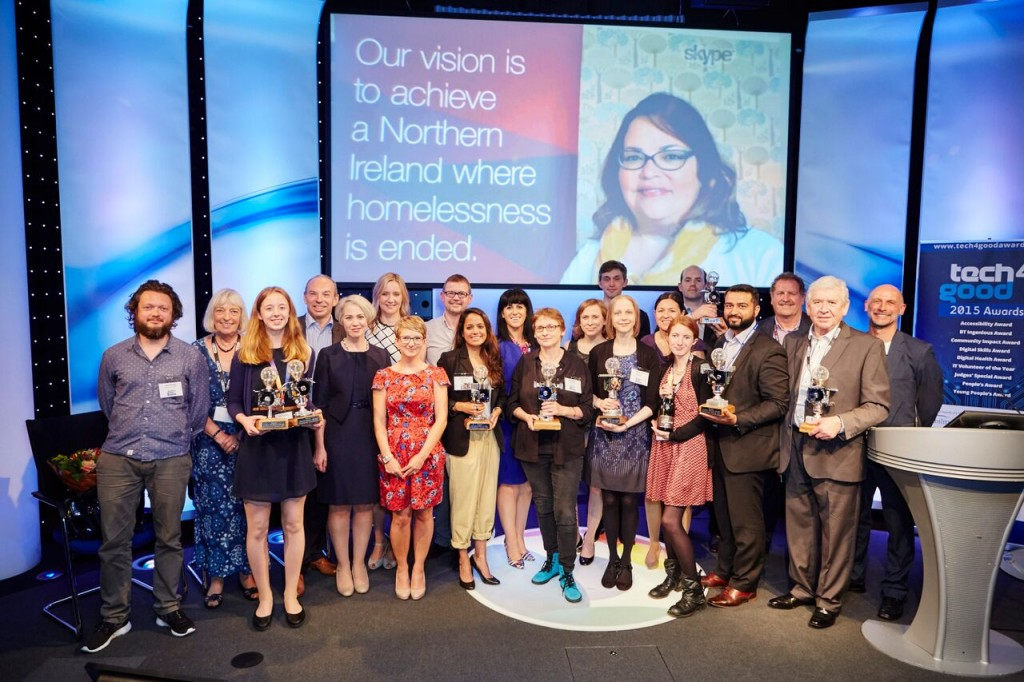 NEWS: UK Tech4Good Awards 2015