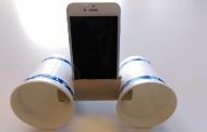 LIFE HACK: Paper cup smartphone speaker