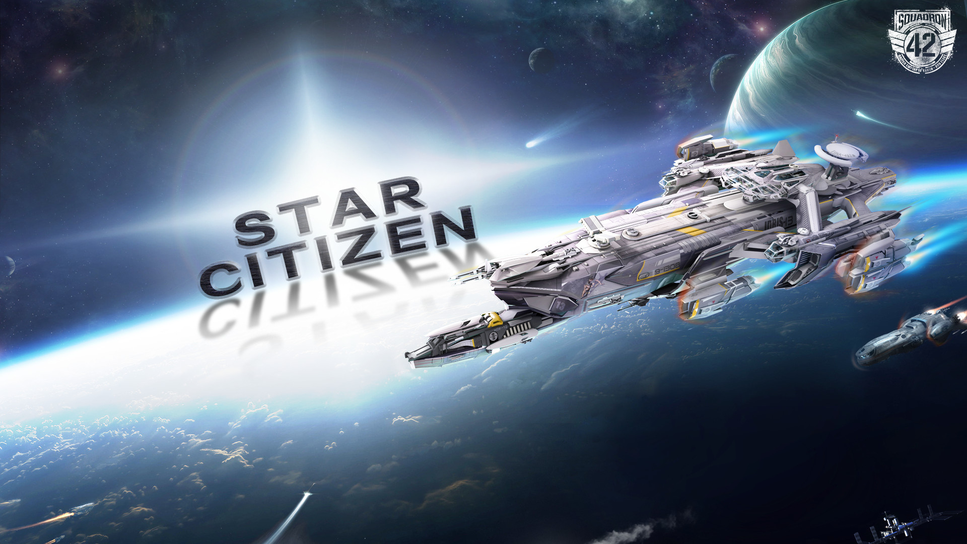 FIRST PLAY: Star Citizen space sim
