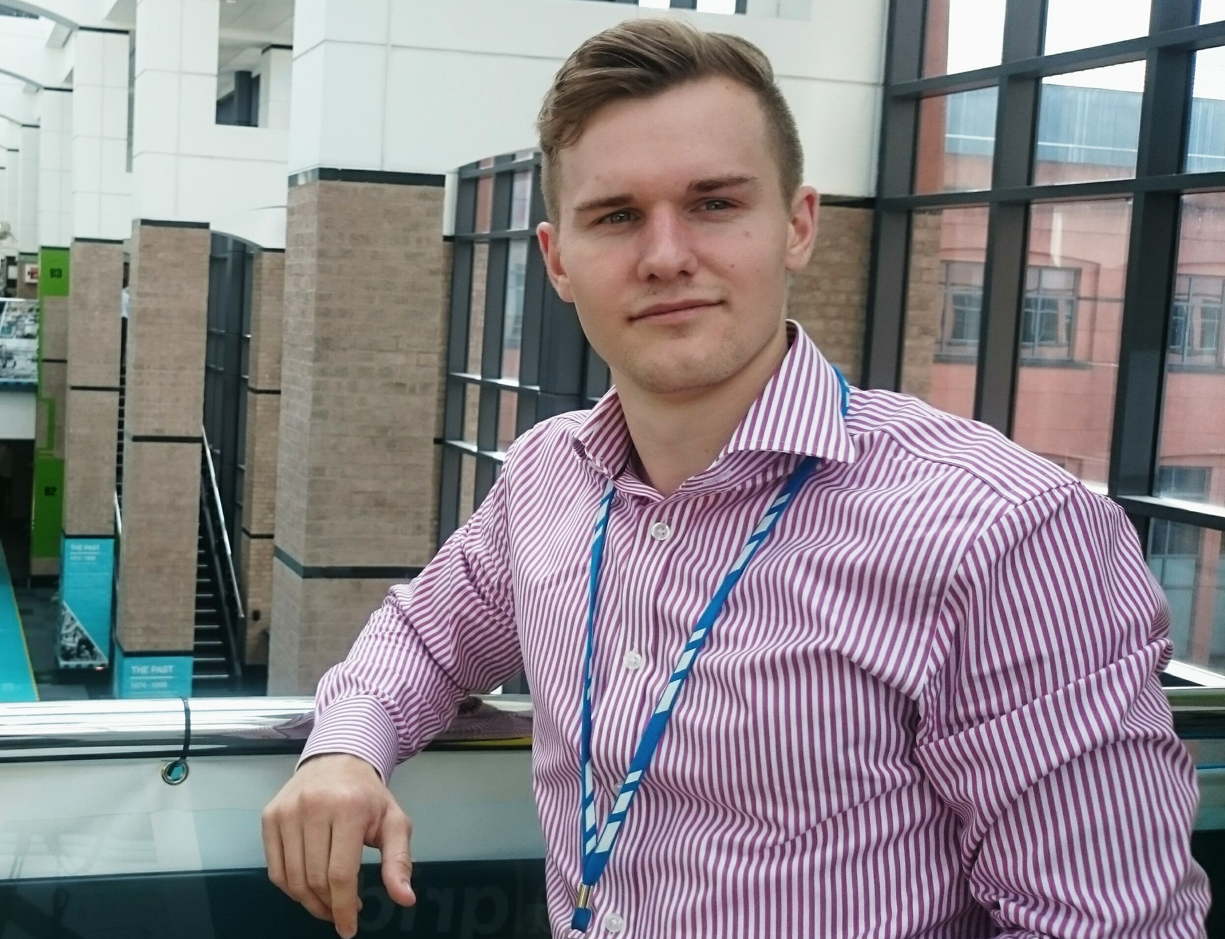 INTERVIEW: Josh White a Digital Apprentice with IBM