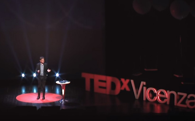 'A new way to see' Stephen Hicks' #TEDxVicenza talk
