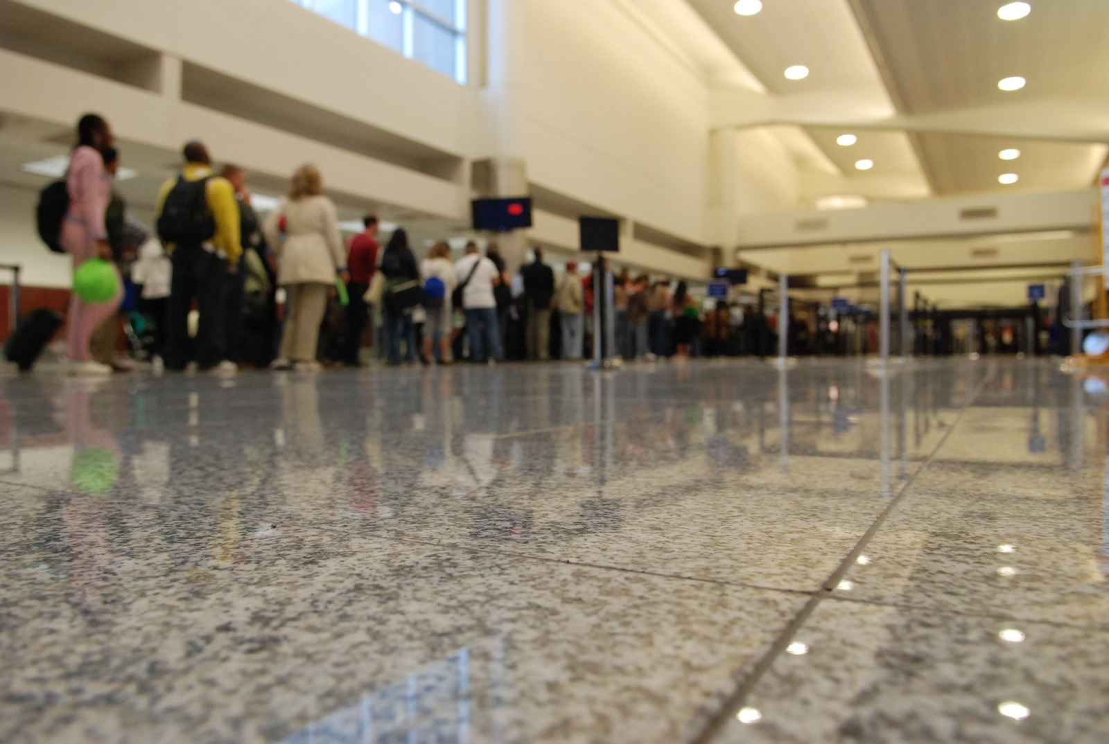Passengers who miss a flight due to security queues unlikely to qualify for compensation