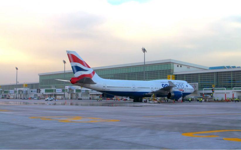 Behind the scenes at high-tech Dubai International Airport