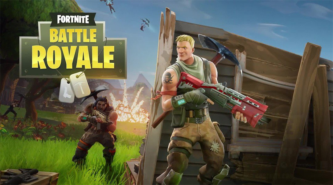 What is it about Battle Royale?
