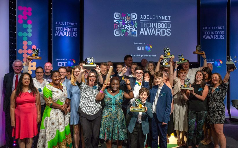 AbilityNet Tech4Good Awards 2018 Winners Announced
